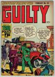 Justice Traps The Guilty  #35
