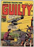 Justice Traps The Guilty  #43