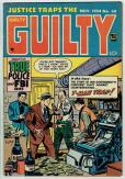 Justice Traps The Guilty  #68