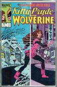 Kitty Pryde and Wolverine #1-6