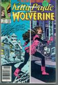 Kitty Pride and Wolverine #1-6