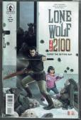 Lone Wolf 2100 #1-4