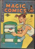 Magic Comics