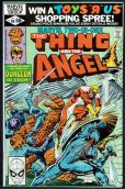Marvel Two-In-One  #68