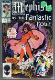 Mephisto vs The Fantastic Four #1-4