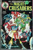 Mighty Crusaders #1-4