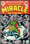 Mister Miracle  #15