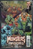 Monsters Unleashed #1-9
