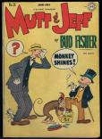 Mutt and Jeff  #28
