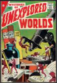 Mysteries of Unexplored Worlds   #9