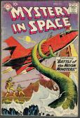 Mystery In Space  #51