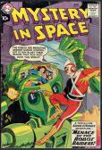 Mystery In Space  #53
