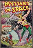 Mystery In Space  #89