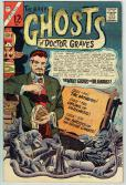 The Many Ghosts of Doctor Graves   #1