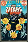 New Teen Titans Annual   #2