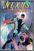 Nexus The Liberator #1-4