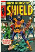 Nick Fury Agent of S.H.I.E.L.D  #15