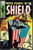 Nick Fury Agent of S.H.I.E.L.D.  #13