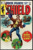 Nick Fury Agent of S.H.I.E.L.D.  #14