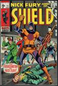 Nick Fury Agent of S.H.I.E.L.D.  #15