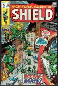 Nick Fury Agent of S.H.I.E.L.D.  #16