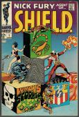 Nick Fury Agent of S.H.I.E.L.D   #1
