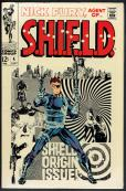 Nick Fury Agent of S.H.I.E.L.D.   #4