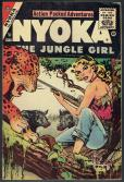Nyoka The Jungle Girl  #17