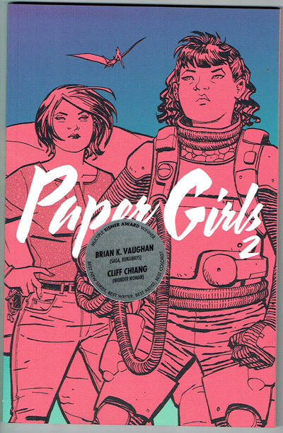 Paper Girls TPB Vol. 2