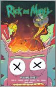 Rick and Morty TPB Vol. 3