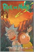 Rick and Morty TPB Vol. 4