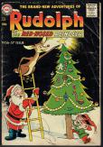 Rudolph The Red-Nosed Reindeer #1956-57