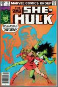 Savage She-Hulk  #10