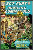 Sgt. Fury and his Howling Commandos  #84