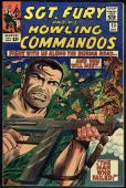 Sgt. Fury and his Howling Commandos  #23