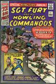 Sgt. Fury and his Howling Commandos Annual