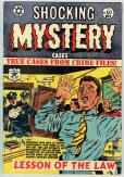 Shocking Mystery Cases  #60