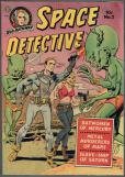 Space Detective   #2