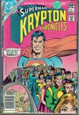 Superman Krypton Chronicles #1-3