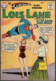 Superman's Girl Friend Lois Lane  #12