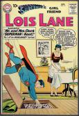 Superman's Girl Friend Lois Lane  #19