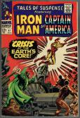Tales of Suspense  #87