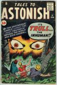 Tales To Astonish  #21