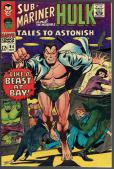Tales To Astonish