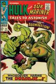 Tales To Astonish  #91