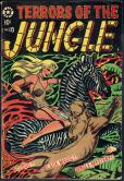 Terrors of the Jungle  #10