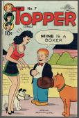 Tip Topper Comics   #7
