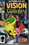 Vision and the Scarlet Witch #1-12