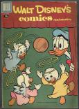 Walt Disneys Comics and Stories #205