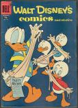 Walt Disney's Comics and Stories #206